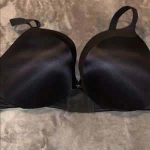 Black So Obsessed Bra 38D Victoria's Secret
